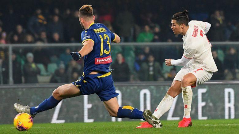 Amir Rrahmani vs Cristiano Ronaldo (Foto: Alessandro Sabattini/Getty Images/Guliver)