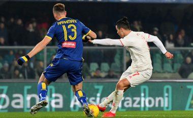 Verona e Rrahmanit dhe Kumbullës triumfon me përmbysje ndaj Juventusit