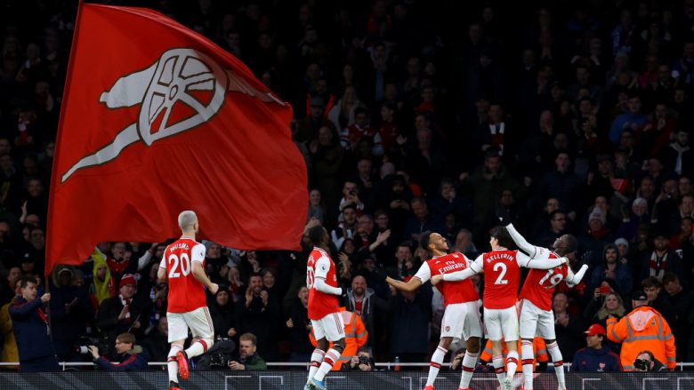 Arsenal (Foto: Julian Finney/Getty Images/Guliver)