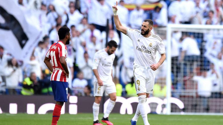 Real Madrid - Atletico Madrid (Foto: Denis Doyle/Getty Images/Guliver)
