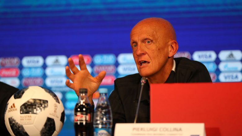 Perluigi Collina (Foto: Catherine Ivill/Getty Images/Guliver)