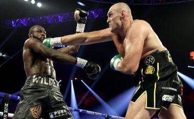 Fury e kishte paralajmëruar humbjen e Wilderit dhe trilogjinë që do të ndodhë, nga meçi i tretë dy boksierët do të fitojnë shuma të çmendura