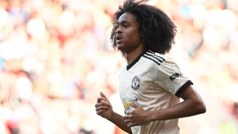 Tahith Chong. (Photo by George Wood/Getty Images)