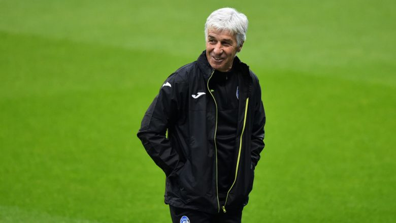 Gian Piero Gasperini. (Photo by Nathan Stirk/Getty Images)