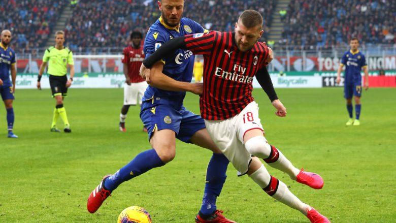 Milan vs Verona  (Foto: Marco Luzzani/Getty Images/Guliver)