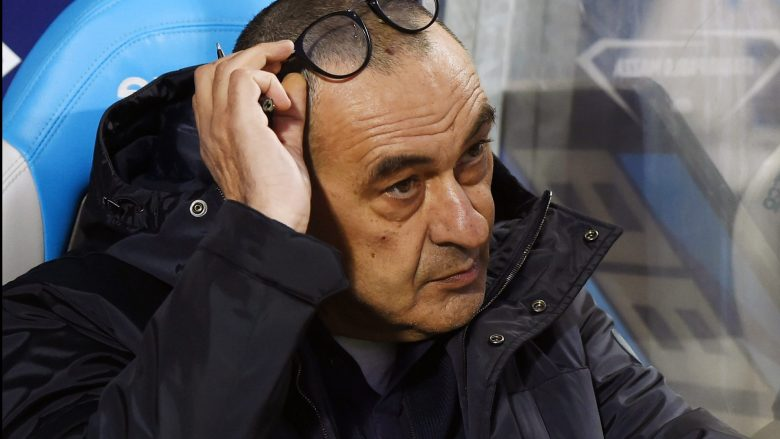 Maurizio Sarri (Photo by Pier Marco Tacca/Getty Images)