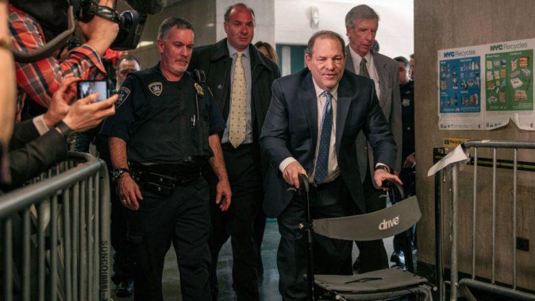 Harvey Weinstein (Foto: Scott Heins/Getty Images)