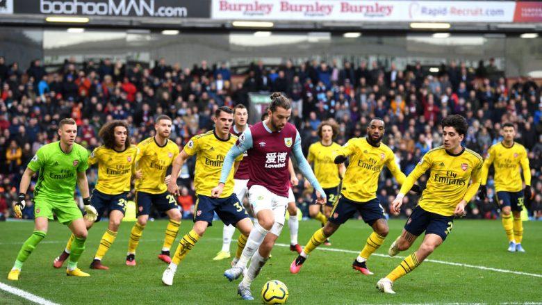 Burnley vs Arsenal (Foto: Gareth Copley/Getty Images/Guliver)