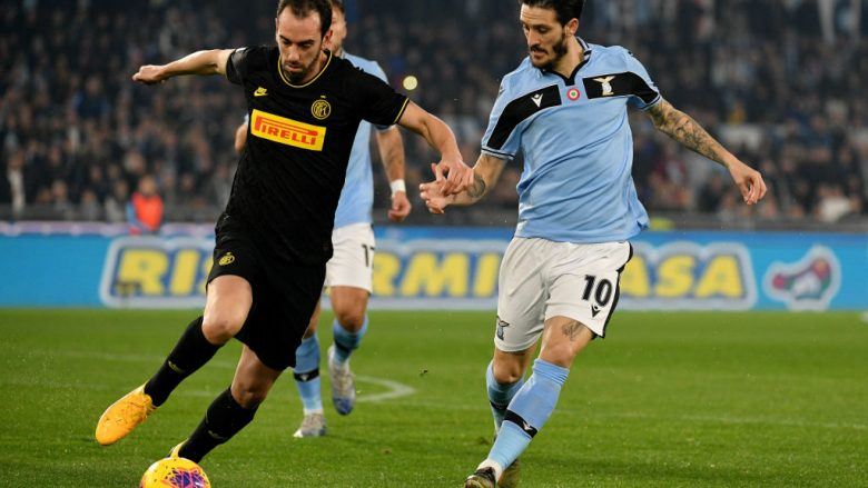 Lazio vs Inter  (Foto: Paolo Bruno/Getty Images/Guliver)