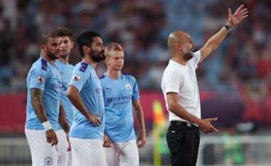 Guardiola shqetësohet për eksodin e lojtarëve pas dënimit nga UEFA