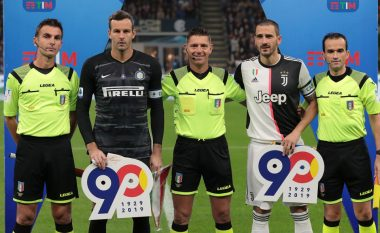 Zyrtare: Derbi Juventus-Inter luhet pa tifozë