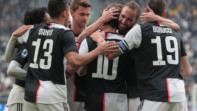 Juventus (Foto: Emilio Andreoli/Getty Images/Guliver)