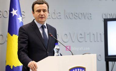 Kurti shkarkon të gjithë koordinatorët e emëruar gjatë qeverisjes Haradinaj