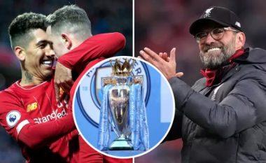 Super kompjuteri vjen me parashikim të ri – Liverpooli kampion me rekord pikësh, befasi renditja e klubeve të mëdha