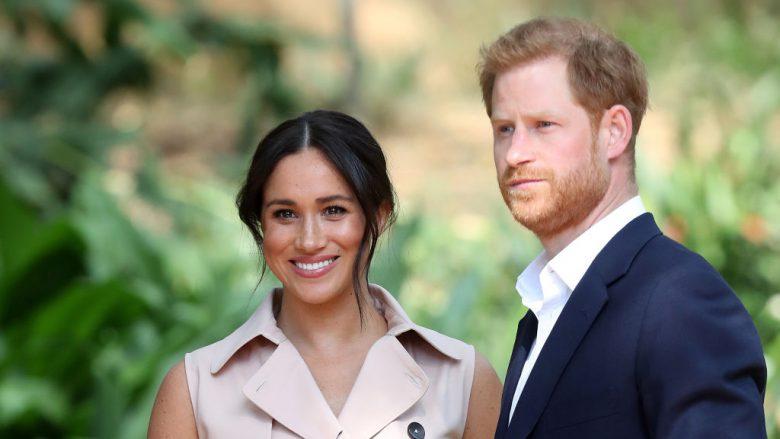 Meghan Markle dhe princi Harry (Foto: Chris Jackson/Getty Images/Guliver)