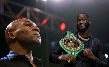 Wilder thotë se do ta kishte mposhtur edhe Mike Tysonin në kulmin e karrierës së tij