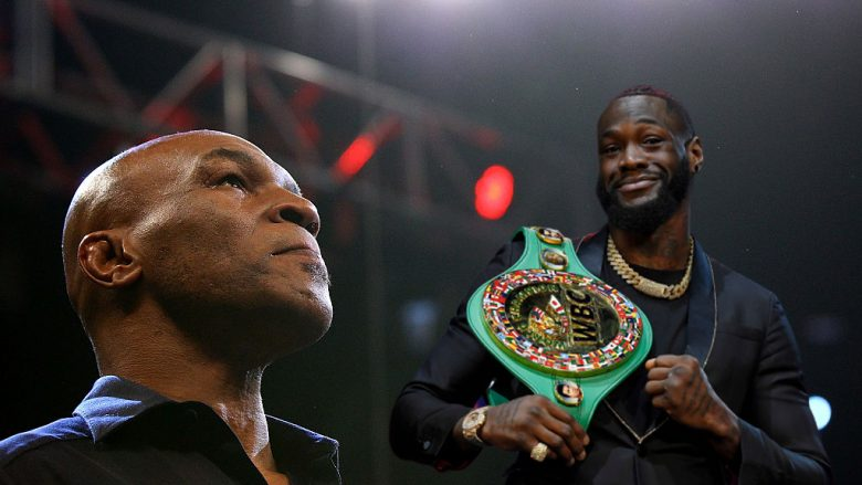 Mike Tyson, Deontay Wilder (Foto: Getty Images/Guliver)