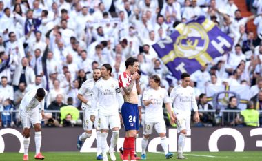 Real Madridi fiton derbin e zjarrtë lokal ndaj Atleticos, thellon epërsinë me Barcelonën