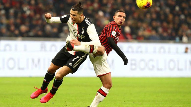 Cristiano Ronaldo - Ismael Bennacer (Foto: Marco Luzzani/Getty Images/Guliver)