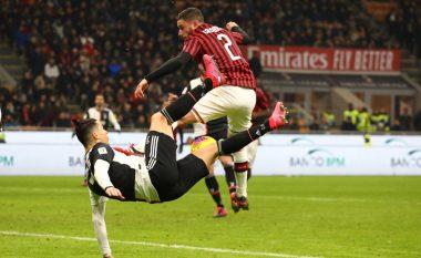 Milan 1-1 Juventus, notat e lojtarëve