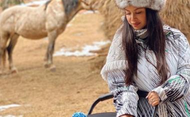 Elita Rudi me urim të përzemërt në njëvjetorin e lindjes së djalit - sjell një video përmbledhëse