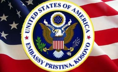 Ambasada e SHBA: Kosova ta heqë taksën, Serbia ta ndalë fushatën kundër njohjeve