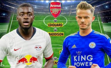 Artetas i duhen katër transferime për ta krijuar 'formacionin e ëndrrave' te Arsenali