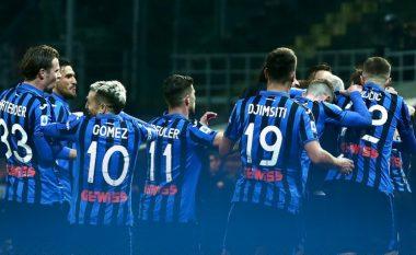 Atalanta fiton me rikthim ndaj Romës, Gjimshiti asiston tek njëri gol
