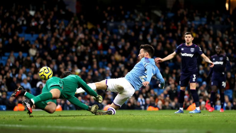 Manchester City vs West Ham United (Foto: Clive Brunskill/Getty Images/Guliver)