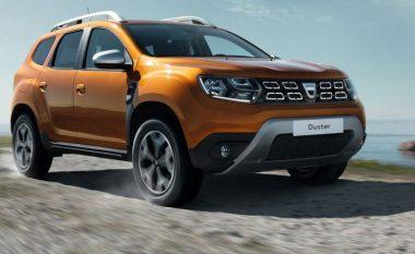 Blej Dacia Duster të ri me çmimin e një pice në ditë