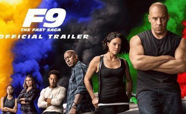 "Publikohet 'trailer'-i i filmit ""Fast and Furious 9"""