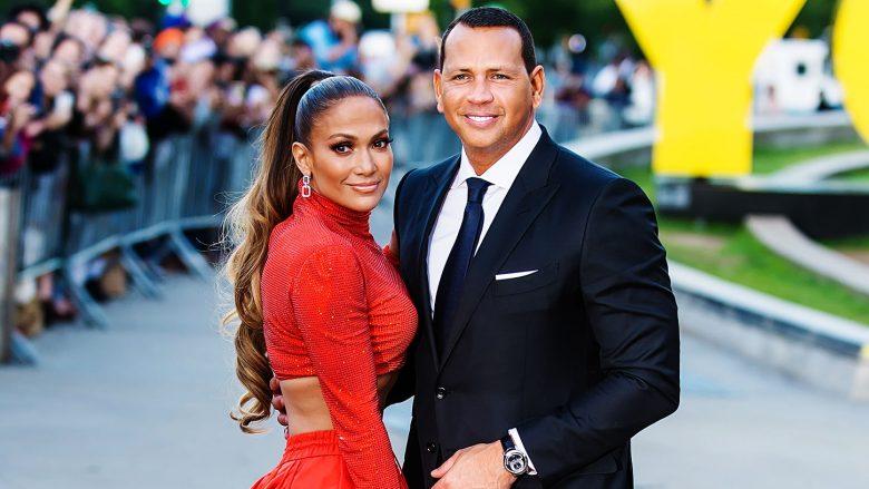 Jennifer Lopez dhe Alex Rodriguez (Foto: Getty Images/Guliver)