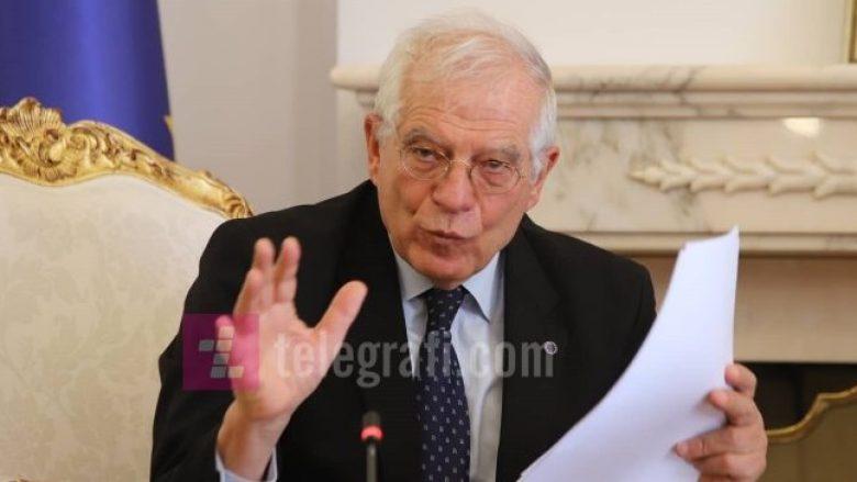 Borrelli: Duhet zbutje e tensioneve dhe nisje nga e para – dialogut Kosovë-Serbi, e vetmja zgjidhje