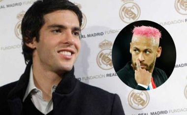 Kaka: Besoj se Neymar mund ta fitojë Topin e Artë 2020