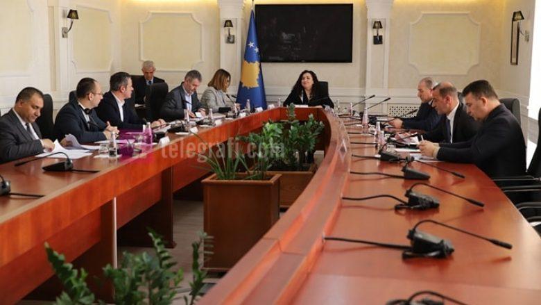 Mbahet mbledhja e Kryesisë së Kuvendit