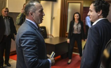 Haradinaj, letër të hapur kryeministrit Kurti: Mos e largo taksën ndaj Serbisë