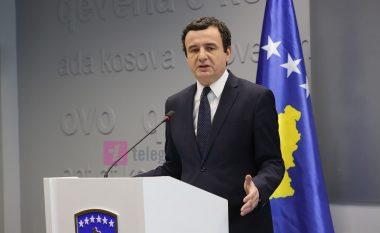 Kurti: Letërkëmbimin Thaçi-Rasmussen e mora nga një zyrtar i NATO-s, nuk e gjeta në zyrë