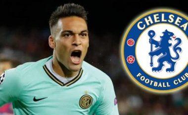 Chelsea rivalizon gjigantët evropianë për Lautaron, ka gati ofertën lojtar plus para për Interin