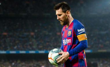 Lionel Messi ndan një milion euro për luftën ndaj coronavirusit
