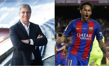 Ish zëvendës-presidenti i Barcelonës, Mestre: Nëse Neymar do të kthehet duhet t'i bëjë tri gjëra
