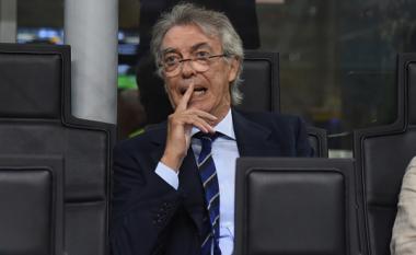 Moratti: Është e pamundur të parashikosh Derby della Madonninan, tentova ta transferoj Messin te Interi