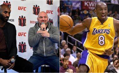 Dana White zbulon se ikona e NBA ishte një investitor i madh në UFC dhe do të nderohet garën e radhës