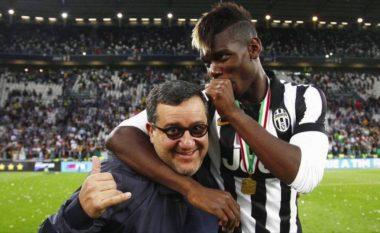 Raiola: Flas shpesh me Nedvedin, një kthim i Pogbas te Juventusi është i mundur