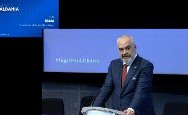 Konferenca e Donatorëve, mbi 1.15 miliard euro për rindërtimin e Shqipërisë nga tërmeti, Rama falënderon duke cituar Biblën dhe Kuranin