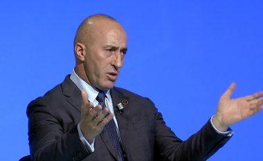 Haradinaj: Kurti t'i tregojë popullit, ka zor të madh që po e largon taksën