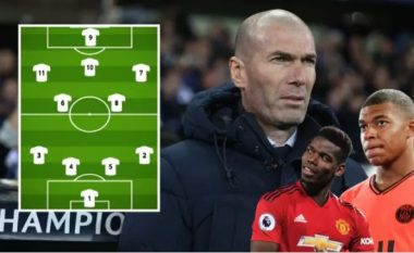 Mbappe, Pogba, Kante dhe Koulibaly – Real Madridi pritet ta ketë një formacion të frikshëm në sezonin e ri