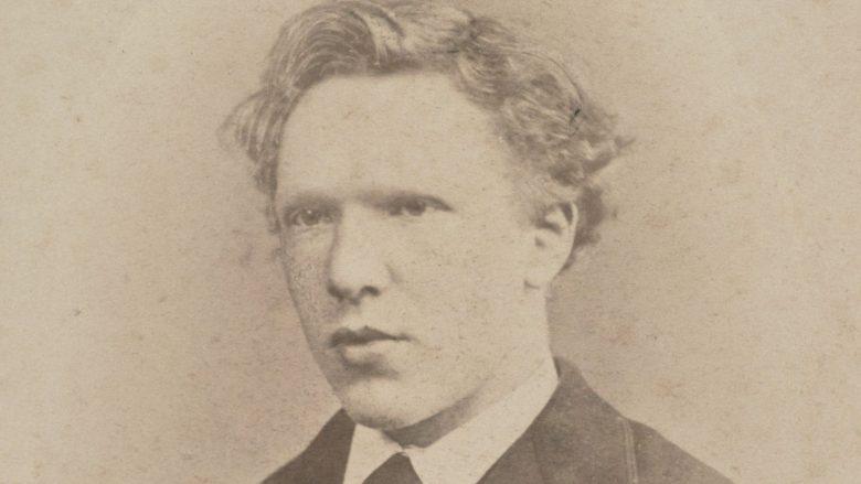 Fotografi e Vincent van Goghut e bërë kur ai ishte 19 vjeç