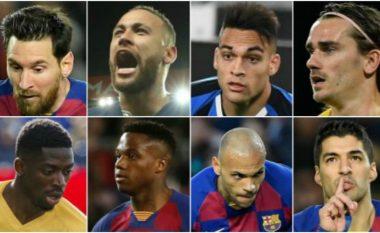 Nuk ka vend për të gjithë – Barcelona e do Neymarin dhe Lautaron, por kush qëndron e kush largohet