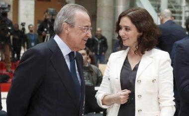 Real Madridi ofron një donacion të madh në ndihmën kundër coronavirusit