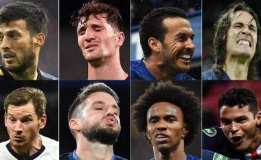 Lista e gjatë e lojtarëve që Barcelona mund t'i transferojë me parametra zero